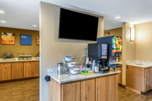 Comfort Inn & Suites Albuquerque - Coffee and Juice Bar