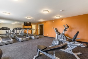 Comfort Inn & Suites Albuquerque - Fitness Center