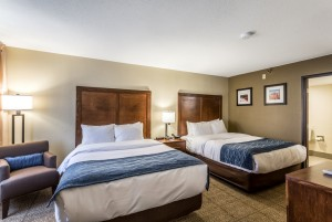 Comfort Inn & Suites Albuquerque - Two Queen Beds